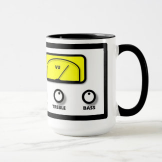 Stereo System Mug