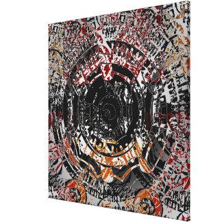 Stereo Vision Canvas Print