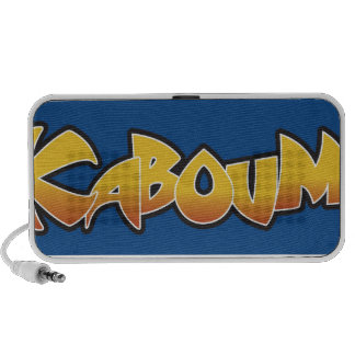stereophony kaboum! mp3 speaker