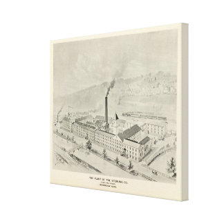 Sterling Co Canvas Print