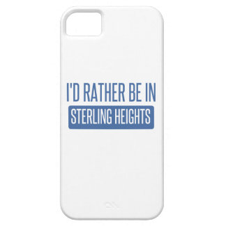 Sterling Heights Case For The iPhone 5