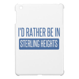 Sterling Heights iPad Mini Covers