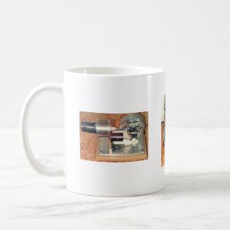 Sterling Hot Air Motor Coffee Mug