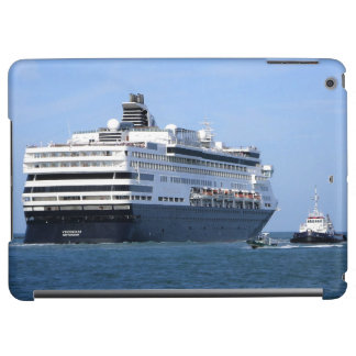 Stern and Starboard Cruising Away iPad Air Cover