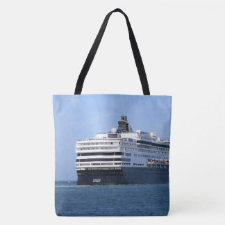 Stern and Starboard Cruising Away Tote Bag