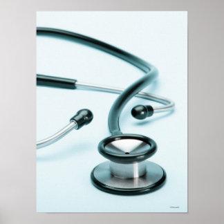 Stethoscope 3 poster