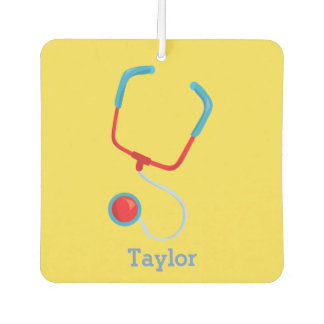 Stethoscope Car Air Freshener