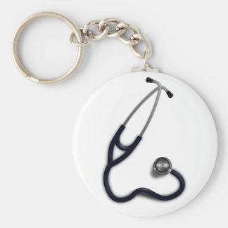 Stethoscope Keychain