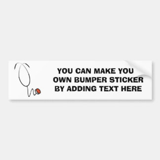 Stethoscope Tshirts and Gifts Bumper Sticker