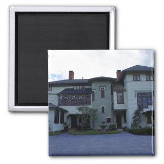 Stetson Mansion 3 Magnet