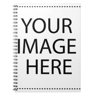Steve Buscemi Spiral Notebook