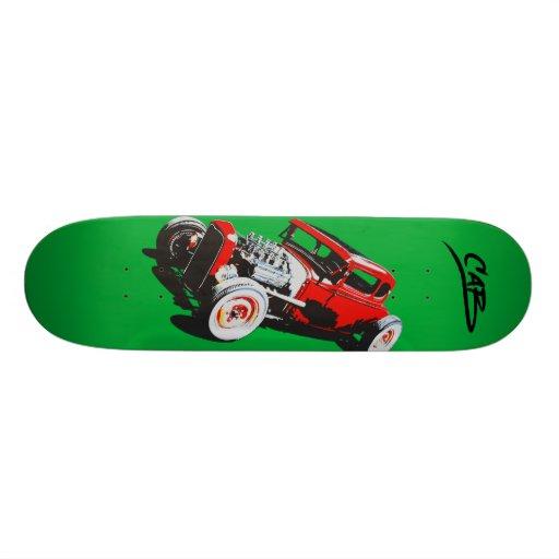 """Steve Caballero  """"Cabart 2"""" Skateboard"""