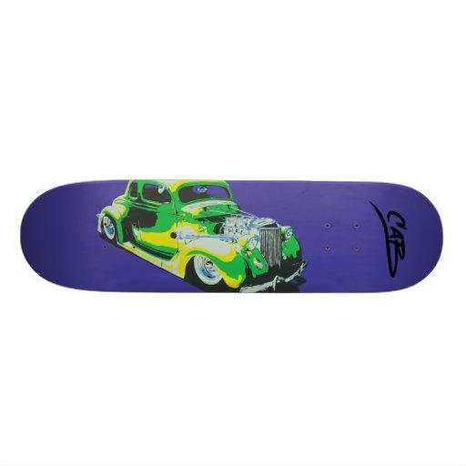 """Steve Caballero """"Cabart 3"""" Skate Deck"""
