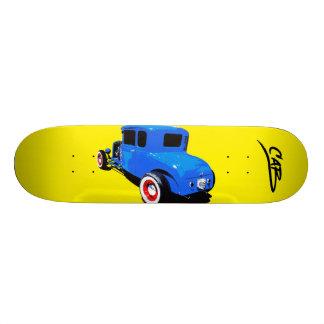 """Steve Caballero  """"Cabart 5"""" 21.6 Cm Skateboard Deck"""