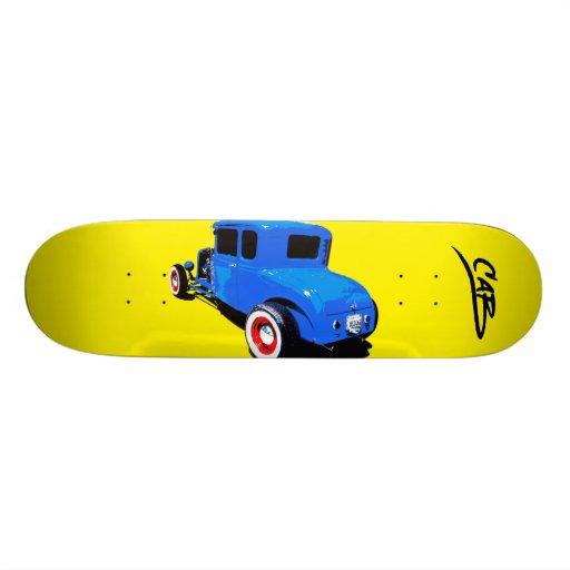 """Steve Caballero  """"Cabart 5"""" Skate Board Deck"""