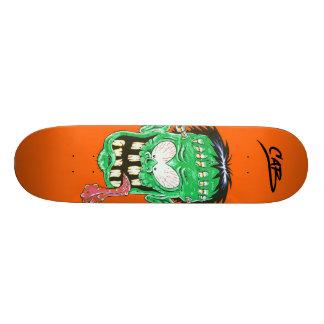 Steve Caballero Franky Skate Boards