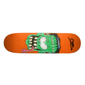"Steve Caballero ""Franky"" Skateboard"
