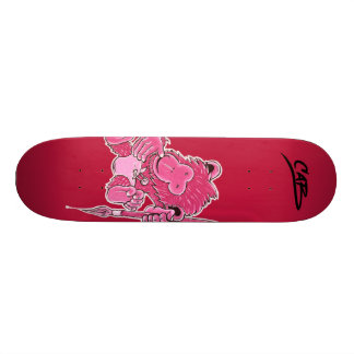 """Steve Caballero """"Monkey Brush"""" 19.7 Cm Skateboard Deck"""