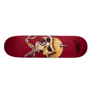 """Steve Caballero """"Skull"""" Skateboard Decks"""