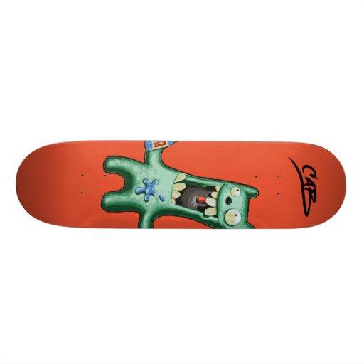 """Steve Caballero """"Vince 4"""" Custom Skate Board"""