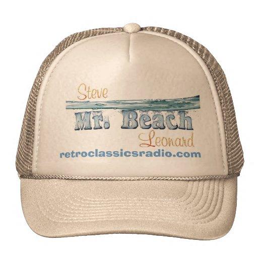 "Steve ""Mr. Beach"" Leonard Hats"