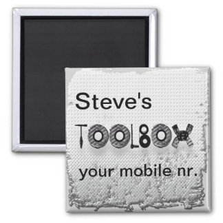 Steve s toolbox fridge magnets