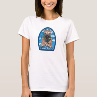 Steve the Swing Sloth T-Shirt