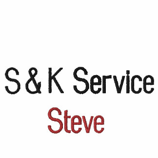 Steve work shirt
