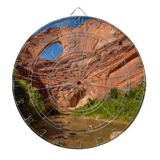 Stevens Arch - Escalante River - Utah Dartboards