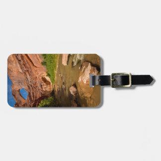 Stevens Arch - Escalante River - Utah Luggage Tag