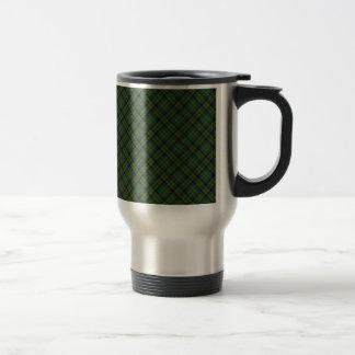 Stevenson Clan Tartan Designed Print Travel Mug