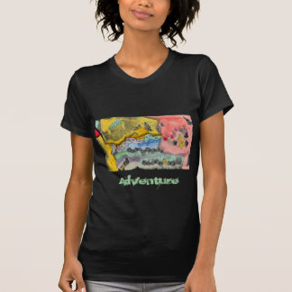 Steve's Abstract Doodle Tshirt