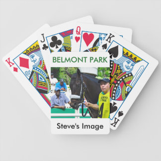Steve's Image Bicycle Playing Cards