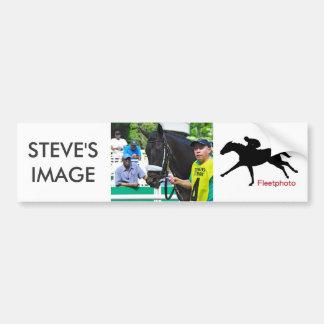 Steve's Image Bumper Sticker