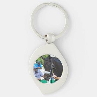 Steve's Image Key Ring