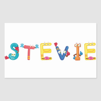 Stevie Sticker