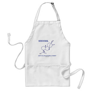 Steviol (Chemistry) Just Call Me Naturally Sweet Standard Apron