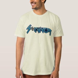 Stevivor.com standard white shirt