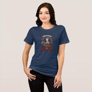 Stewart Clan Badge Women's Dark T-Shirt