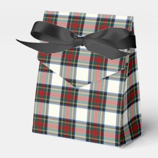 Stewart Clan Formal Dress Tartan Favour Box