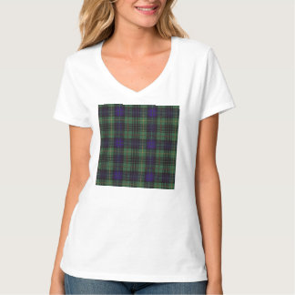 Stewart clan Hunting Plaid Scottish tartan T-Shirt