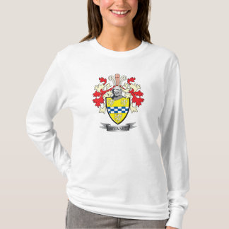 Stewart Family Crest Coat of Arms T-Shirt
