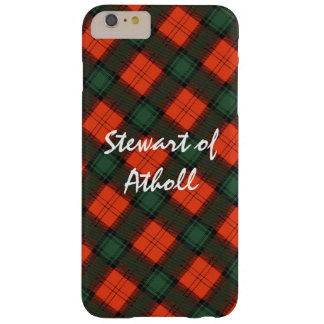 Stewart of Atholl Scottish Kilt Tartan Barely There iPhone 6 Plus Case