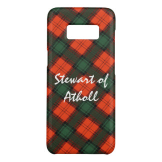 """Stewart of Atholl"" Scottish Kilt Tartan Case-Mate Samsung Galaxy S8 Case"