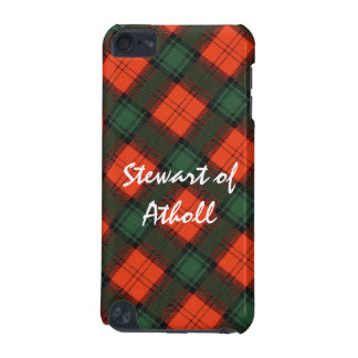 Stewart of Atholl Scottish Kilt Tartan iPod Touch 5G Covers