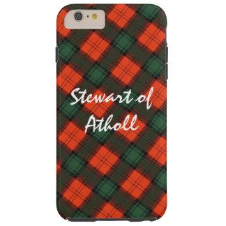 Stewart of Atholl Scottish Kilt Tartan Tough iPhone 6 Plus Case