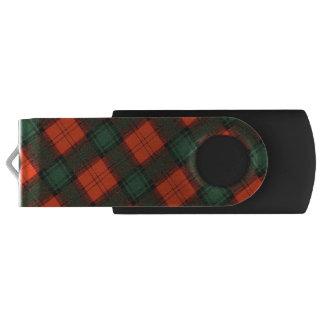 Stewart of Atholl Scottish Kilt Tartan USB Flash Drive