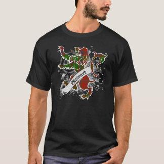 Stewart Tartan Lion T-Shirt