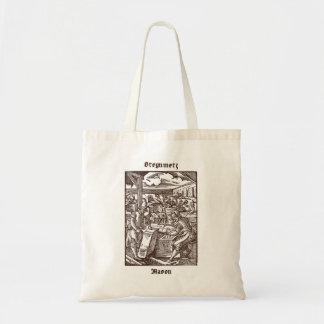 Steynmetz / Stonemason Budget Tote Bag