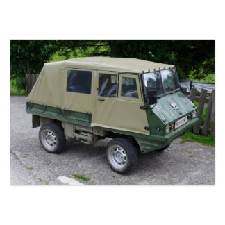 Steyr Puch Haflinger Pack Of Chubby Business Cards